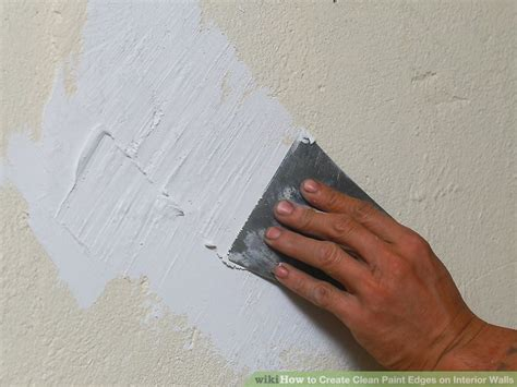How To Clean Walls Before Painting Interior by How To Create Clean Paint Edges On Interior Walls 13 Steps