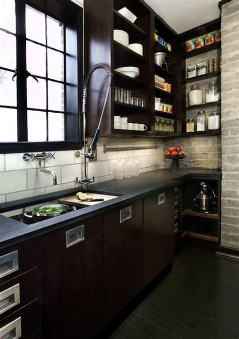 modern espresso kitchen cabinets espresso kitchen cabinets contemporary kitchen