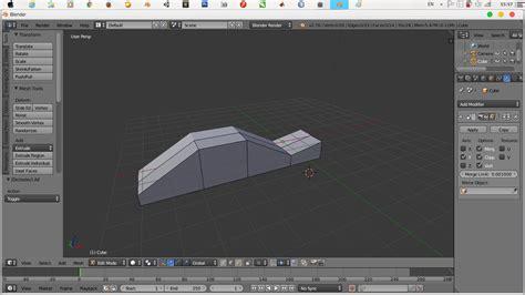 model tutorial adalah rct tutorial blender modeling pesawat tempur sederhana