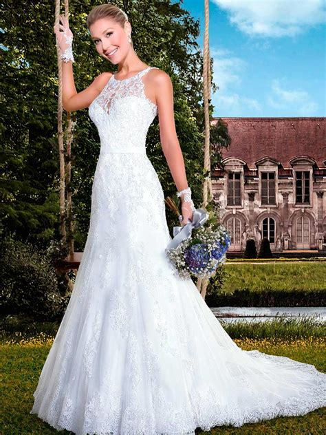 Square Wedding Dress by Square Halter Neck Wedding Dress Dress Uk