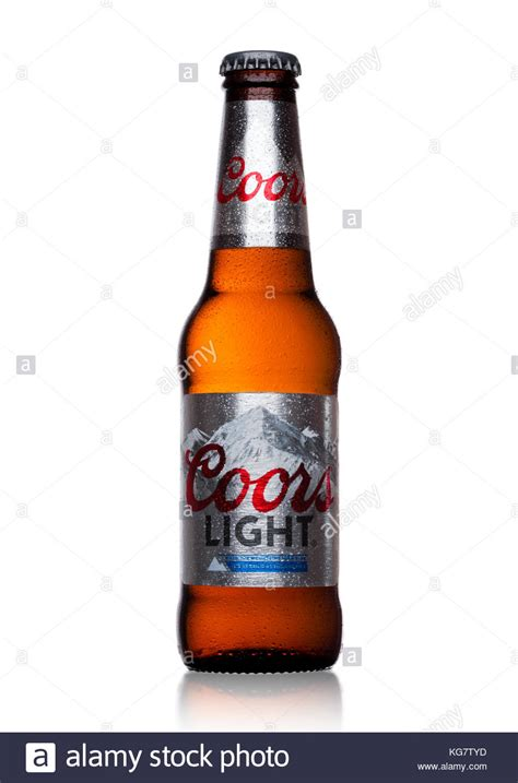 coors light glass bottle coors light stock photos coors light stock images alamy