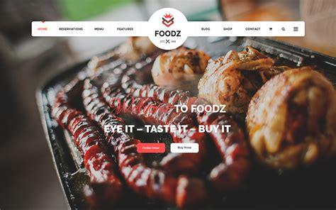 joomla templates for restaurants 30 best restaurant joomla templates free
