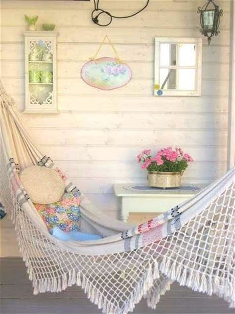 Pretty Hammock 21 Cozy Hammock Quot Hang Out Quot Ideas For Your Indoor And