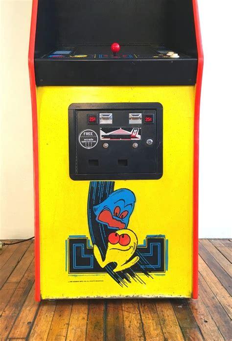 ms pacman arcade cabinet arcade specialties pac man video arcade game for sale