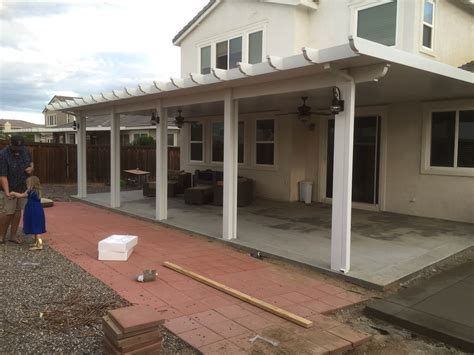 aluminum patio covers palm springs 1   AlumaCovers