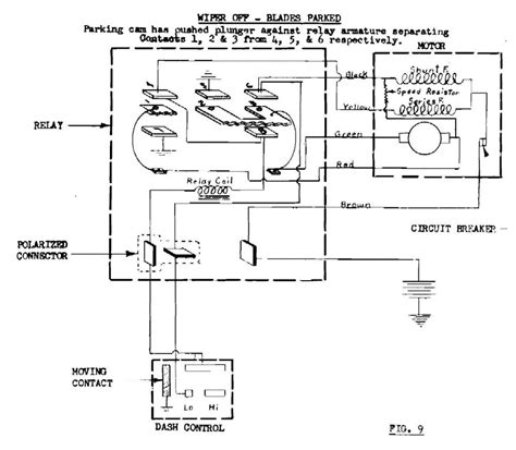 1955 ford vacuum wiper diagram 1955 ford vacuum wiper