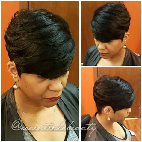 short black hair styles for women with alopecia 25 best ideas about quick weave hairstyles on pinterest