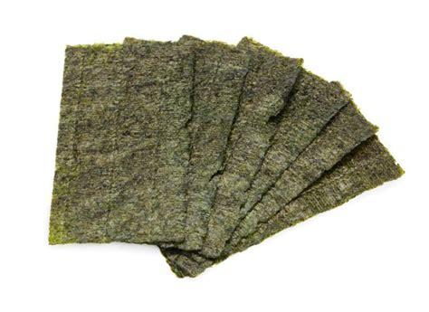 How To Make Seaweed Paper - sushi nori roasted seaweed half sheet fish for sushi