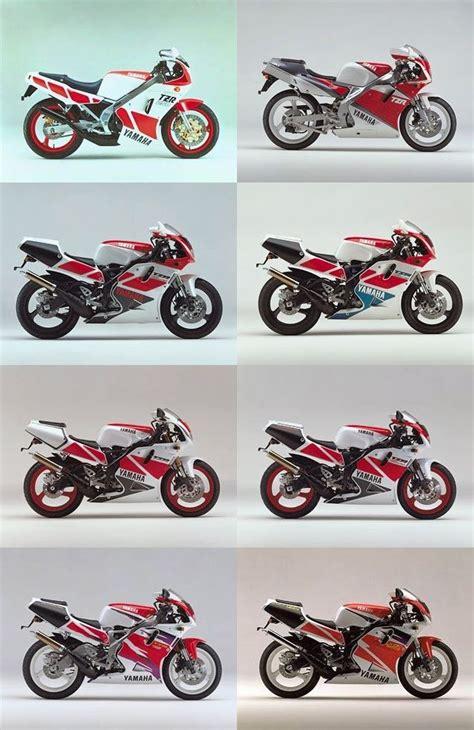 Yamaha Motorrad Historie by History Of Yamaha Tzr250 Bikes Pinterest Motorr 228 Der