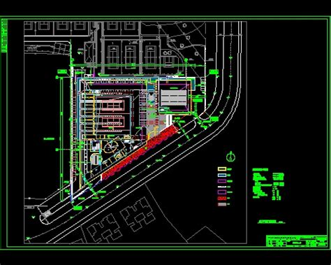 design center autocad free download sports center a full set of landscape drawings free download