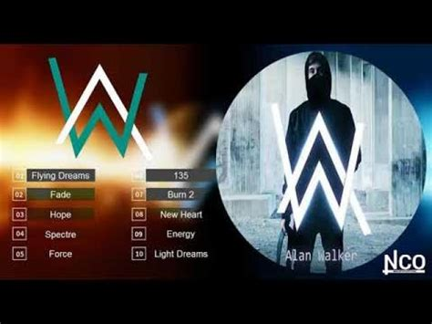 alan walker best song top 10 songs of alan walker nocopyrightowl nco l