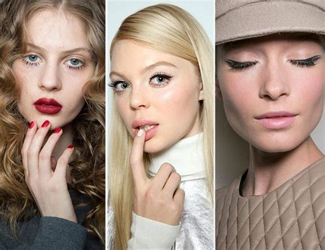 makeup trends 2015 spring summer amic news fall winter 2015 2016 makeup trends fashionisers