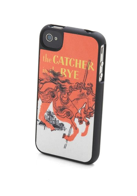 The Catcher In The Rye Casing Iphone 7 6s Plus 5s 5c 4s Samsung 17 best images about the catcher in the rye on posts holden caulfield and laughing