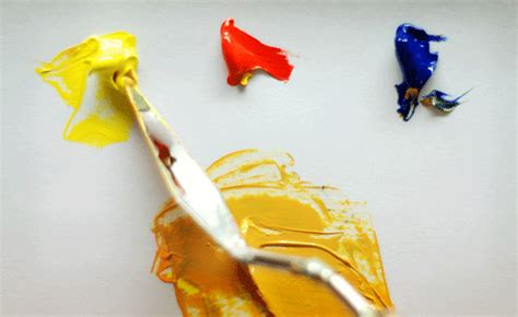 paint mix starting acrylic colour mixing basics primaries and complementary colour
