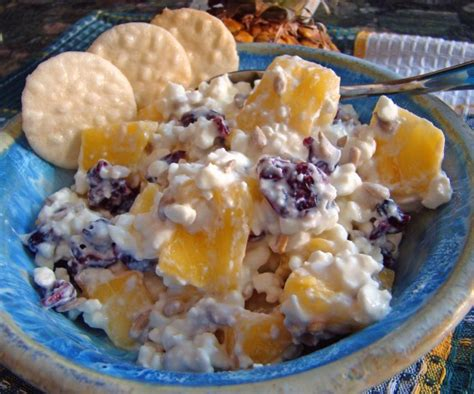 Cottage Cheese Pineapple by Pineapple Cottage Cheese Salad Recipe Food