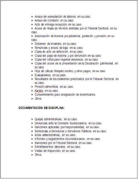 Modelo Curriculum Vitae Poder Judicial Dof Diario Oficial De La Federaci 243 N
