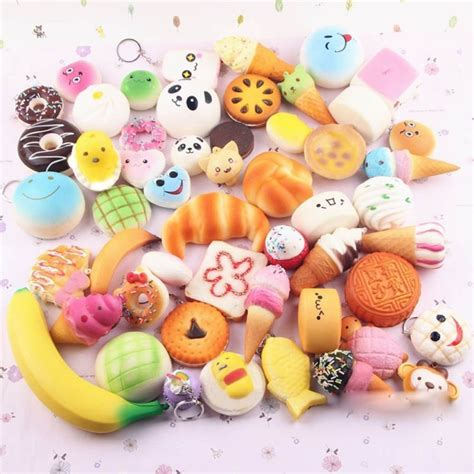 Soft And Slowrise Squishy Random Hk Mini Bun squishy donut shop collectibles daily