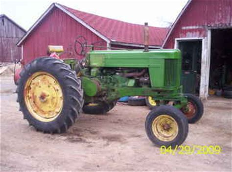 Used Farm Tractors For Sale John Deere 720 Diesel Wide