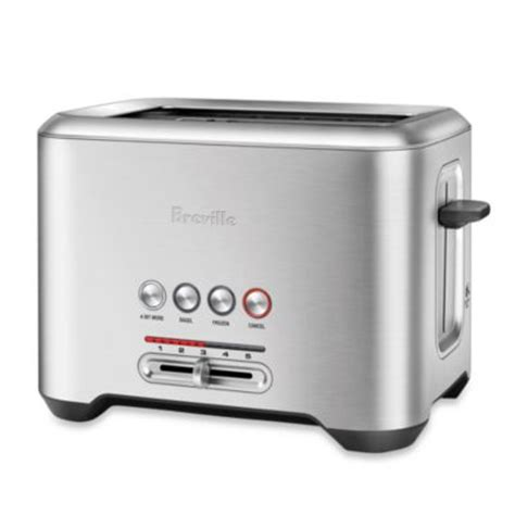 bed bath and beyond breville buy breville toaster from bed bath beyond