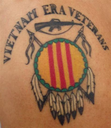 veteran tattoos era veterans marine corps tattoos