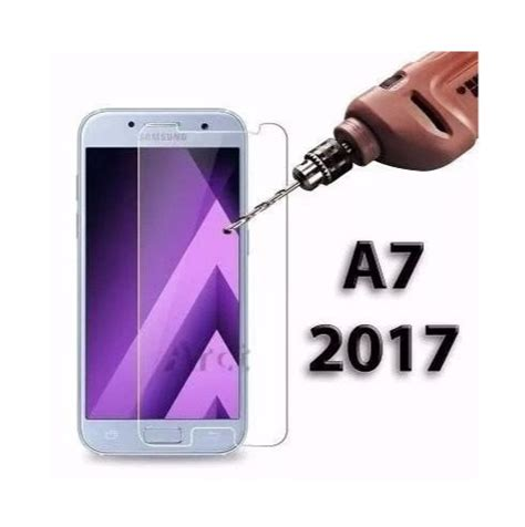 Anti Gores Samsung New A7 2017 A720 Clear capinha luxo espelhada samsung a7 a720 2017 vidro 9h r 99 90 em mercado livre