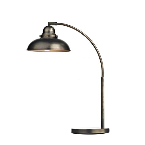 traditional retro style table reading l or desk light