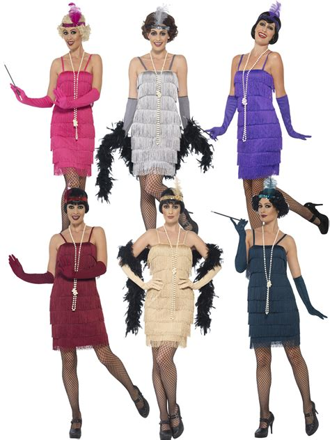 cute outfits for late 20s womems outfits ladies charleston flapper costume adults 1920s gatsby