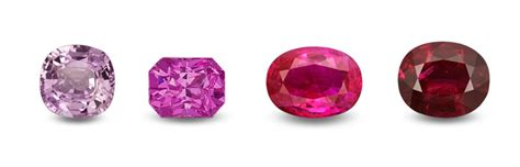 color of ruby kaia joyas