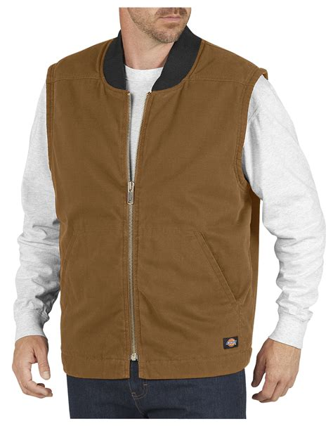 Outer Vest Xl Overall Cardi duck vest insulated outer vest dickies