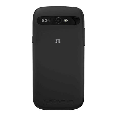 zte android boost mobile zte warp sync n9515 8gb android 4g lte black smartphone new 885913102108 ebay