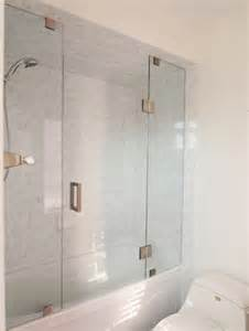 bathtub frameless shower doors shower tub enclosures open shower with tub shower tub