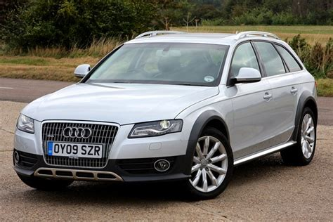 Audi A4 Price Used by Audi A4 Allroad From 2009 Used Prices Parkers