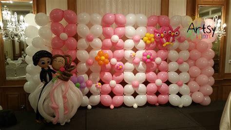 Wedding balloon decoration ? Singapore Balloon Decoration