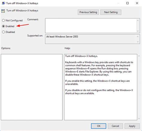 windows reset password shortcut disable keyboard shortcuts windows 10 password recovery