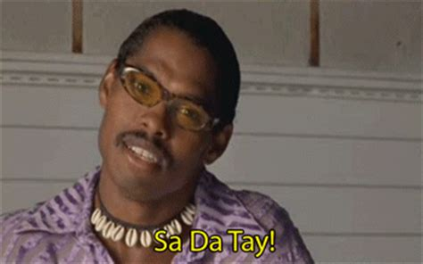 Pootie Tang Meme - mr after my wife leaves for work reactiongifs