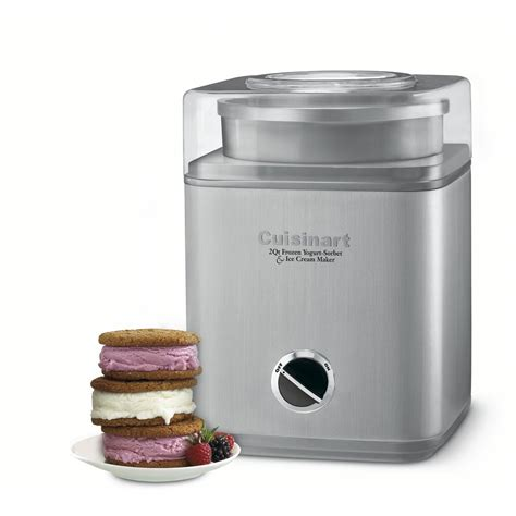 cuisinart ice 30bc pure indulgence ice cream maker an indepth review