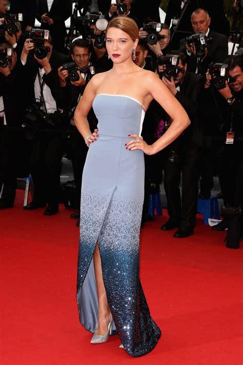lea seydoux cannes 2013 alfombra roja del festival de cine de cannes 2013 lea