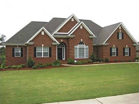 brick ranch house brick ranch style home for the home pinterest