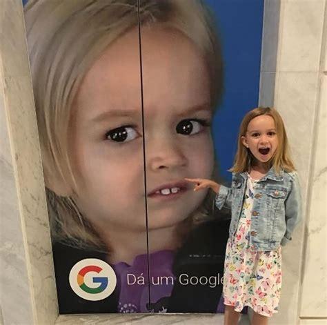 Little Girl Meme Teeth - chloe do melhor meme est 225 no brasil e se encontrou com a