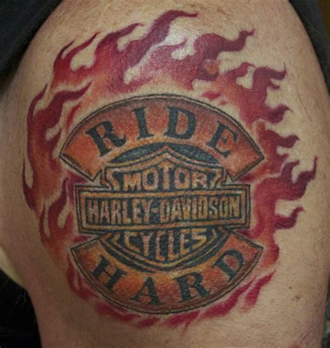harley tattoo designs harley davidson tattoos designs ideas and meaning