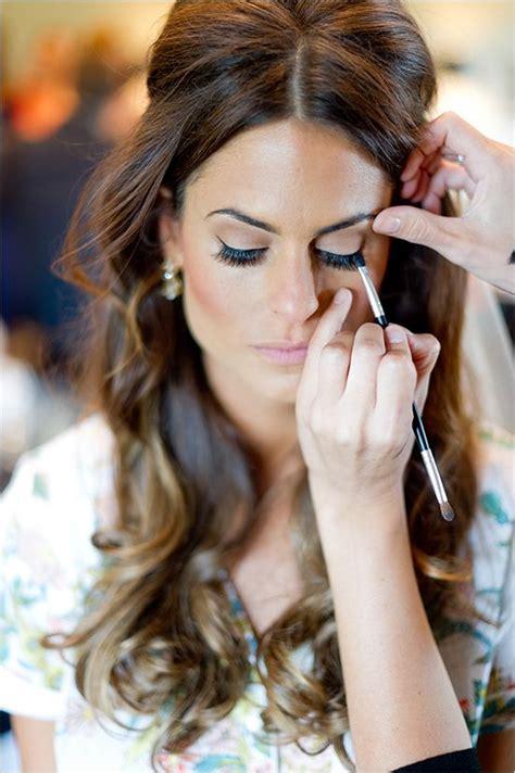 makeup hair go to wedding in cambodia garden country club wedding wedding makeup makeup and