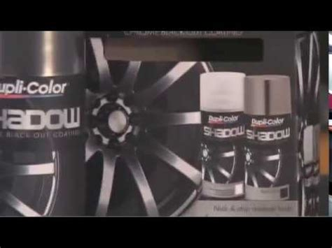 dupli color shadow dupli color 174 how to shadow chrome black out coating