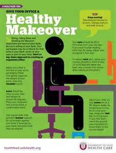 Office Chair Safety Tips Give Yourself An Ergonomics Makeover Green River College