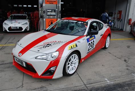 lexus racing team toyota gt 86 and lexus lfa set for 2012 nurburgring 24