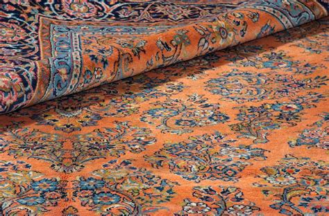 tappeto persiano saruk saruk persiano cm 341x240 tea tappeti