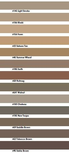Grout Colors ? Acadiana Stone