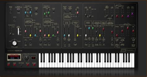 synth month on our deals page patchwork oddity