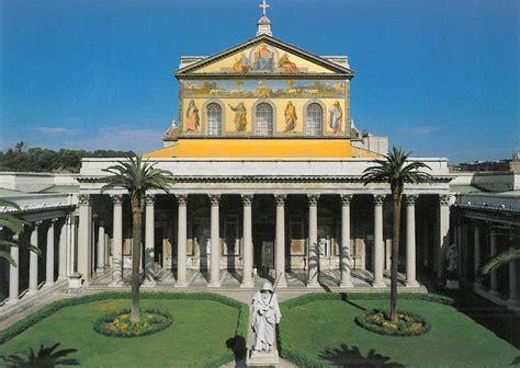 orari s paolo basilica san paolo fuori le mura
