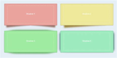 box shadow color css boxes bypeople 21 submissions