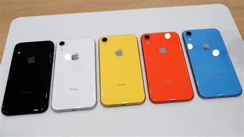 apple prevede che iphone xr sara il modello  maggior successo la stampa